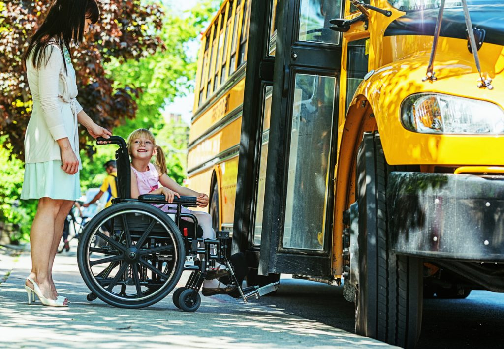 Ensure all transportation options are follow ADA specifications.