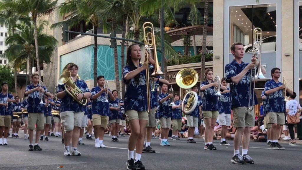 Pan-Pacific Festival Parade