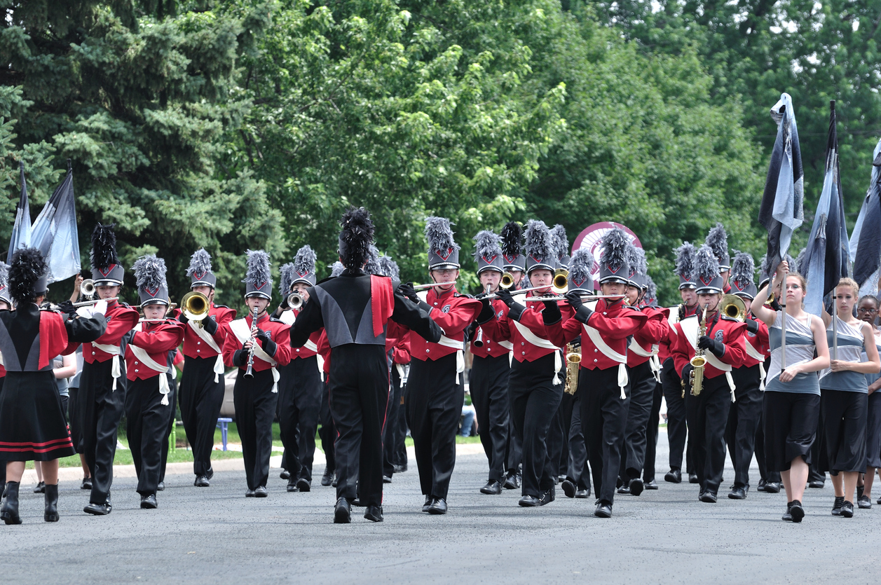 Six Ways to Show Off Your Marching Band's Best