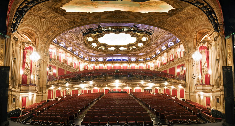 Boston Opera House.