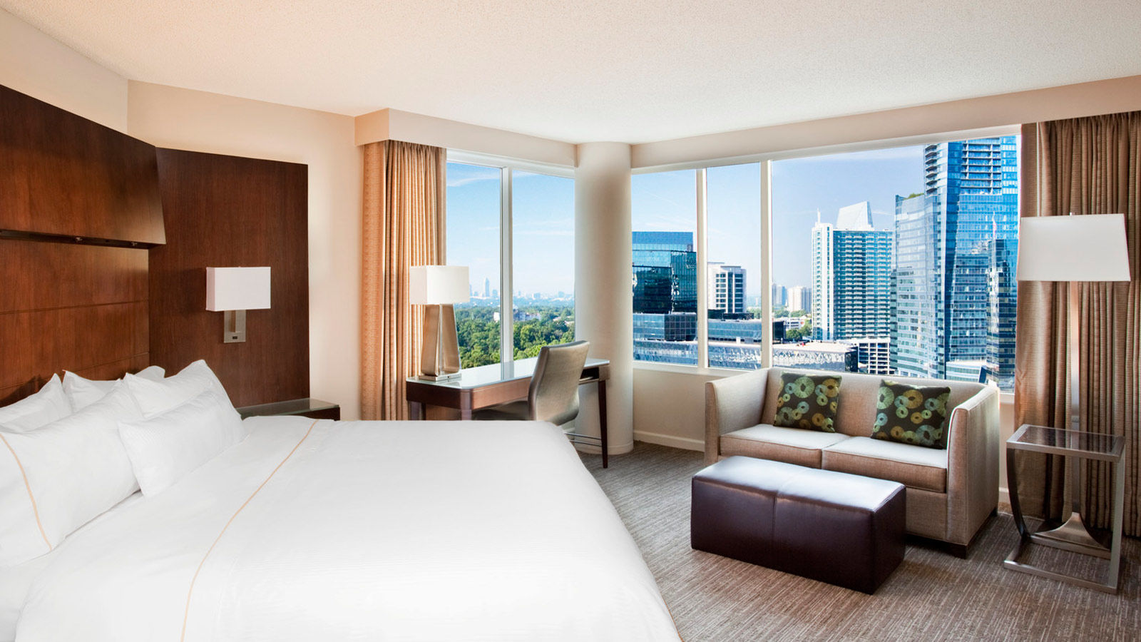 Top 5 Accommodations in Atlanta for Students