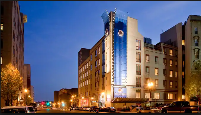 DoubleTree by Hilton Hotel Boston – Downtown