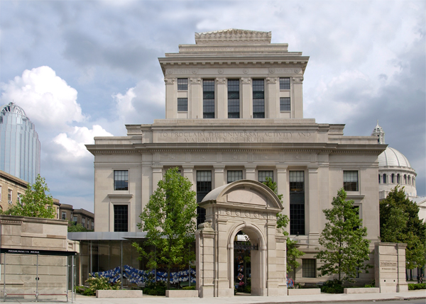 Mary Baker Eddy Library