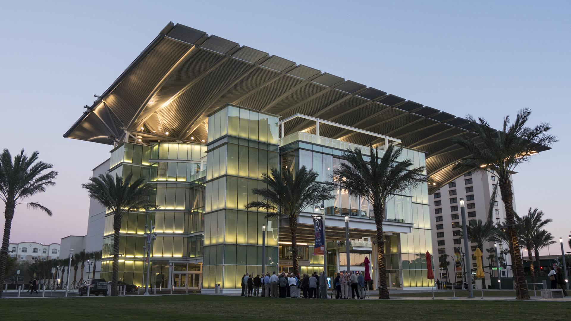 Top 5 Performance Venues for Students in Orlando for 2019