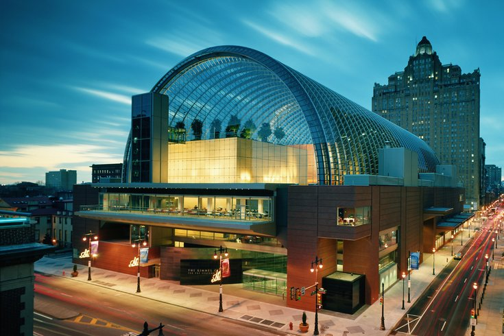 The Kimmel Center for Performing Arts
