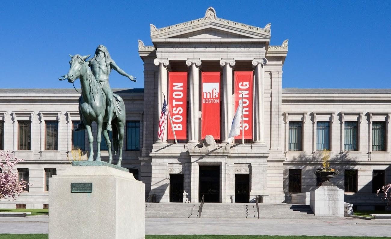 Museum of Fine Arts.