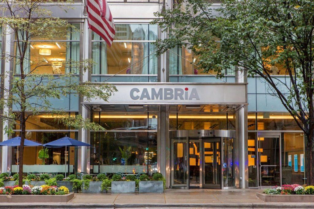 Cambria Hotel.