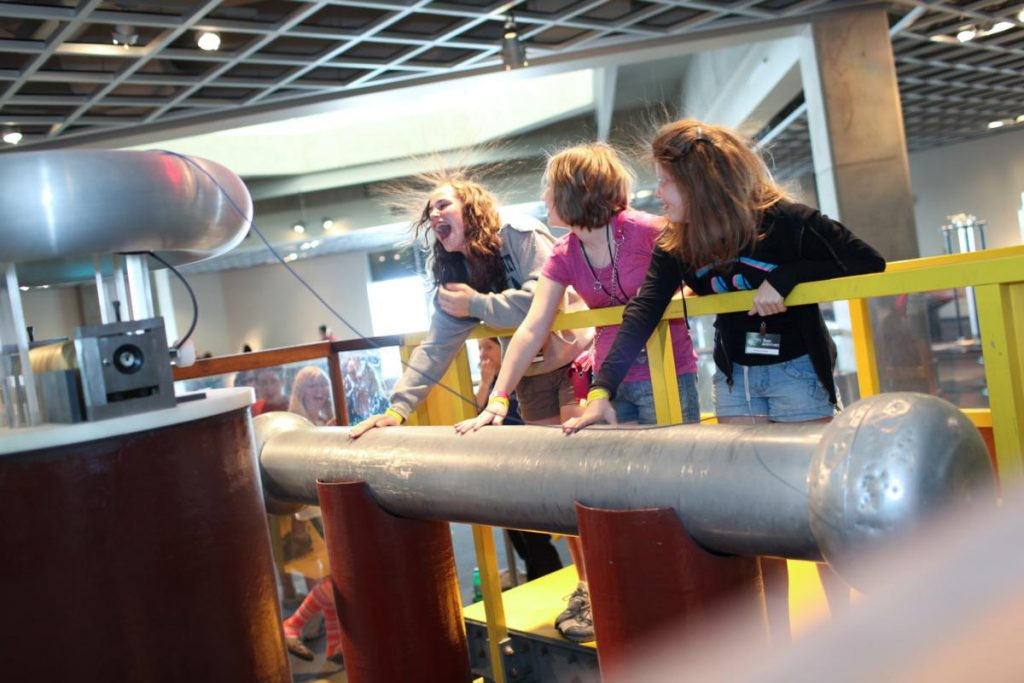 Great Lakes Science Center (c) ThisisCleveland.com