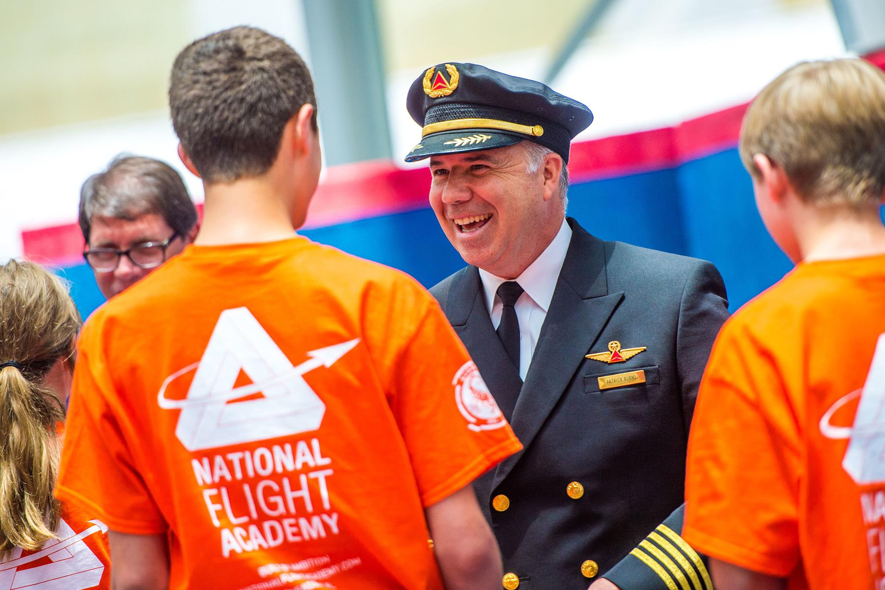 National Flight Academy Promotes STEM Education with Military Scholarship
