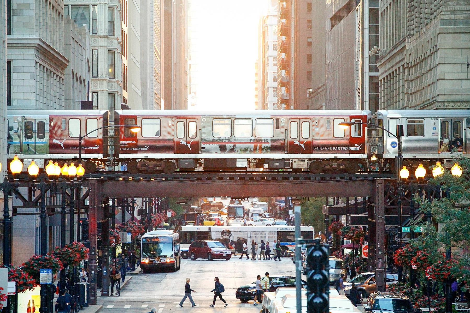 Best Public Transit Cities for Student Groups