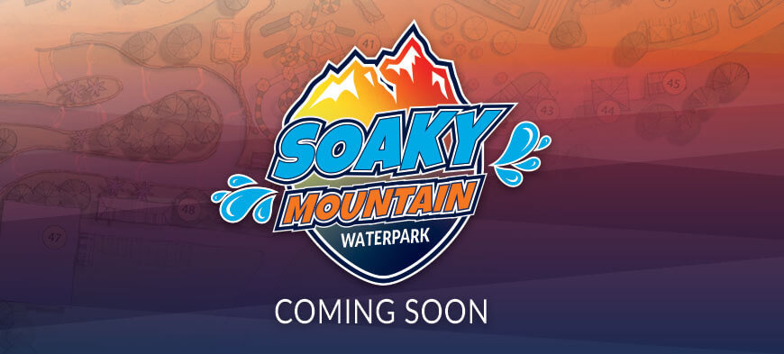 New Massive Soaky Mountain Waterpark Coming to Sevierville