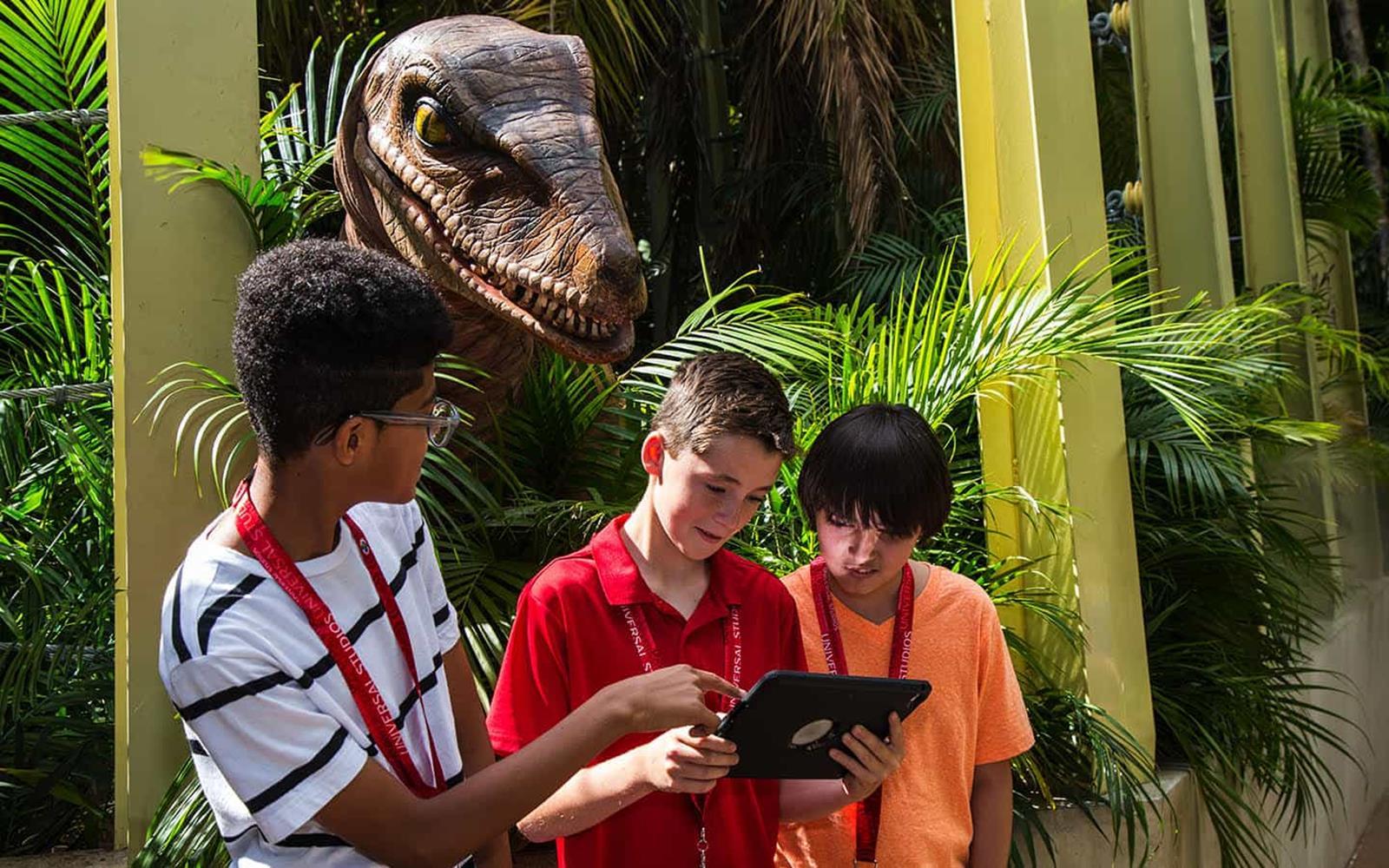 Universal Orlando STEAM Experience