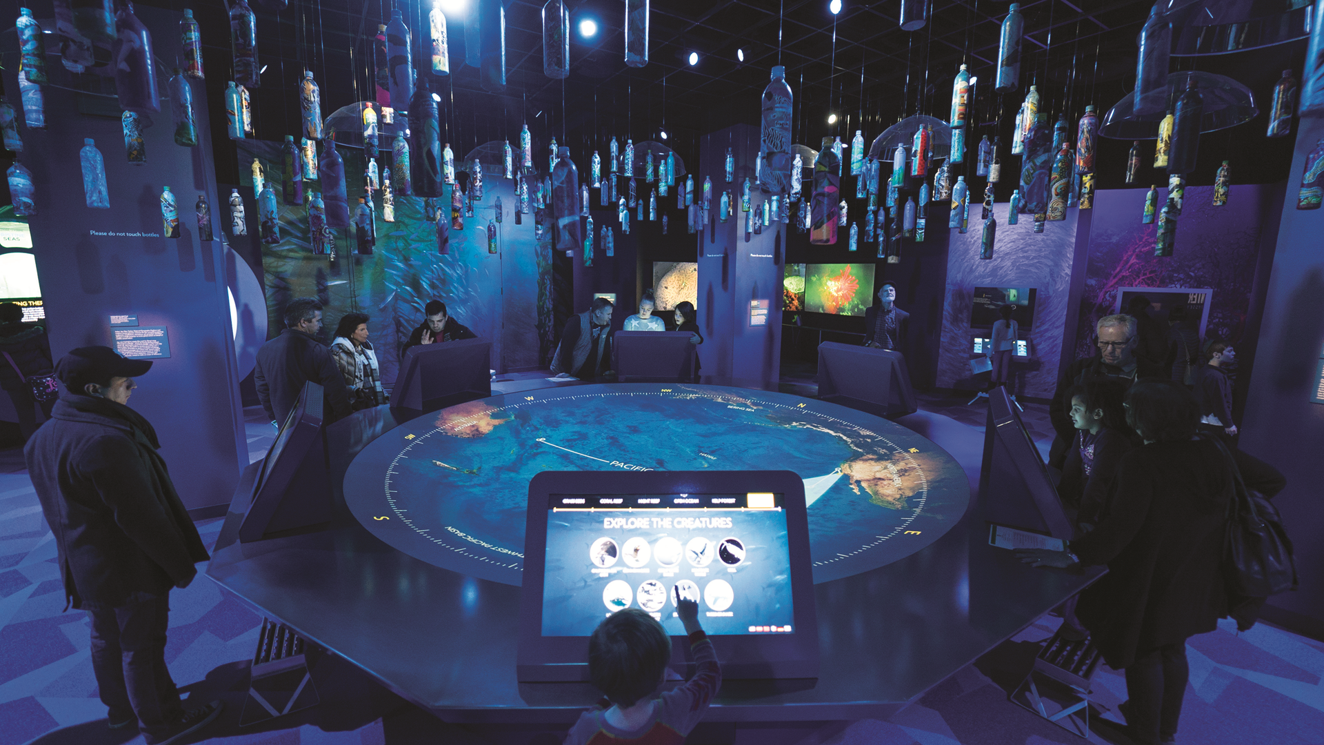 National Geographic Encounter: Ocean Odyssey in Times Square