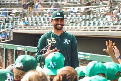 Oakland Athletics Education Days