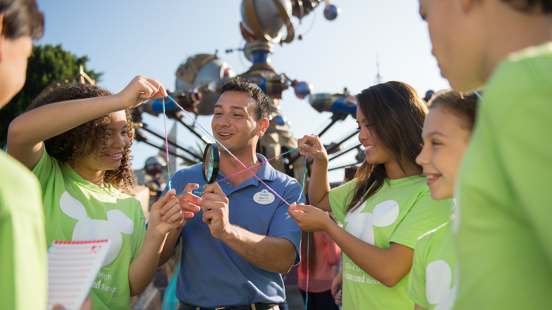 Beyond Disney: Planning Your Los Angeles STEM Experience