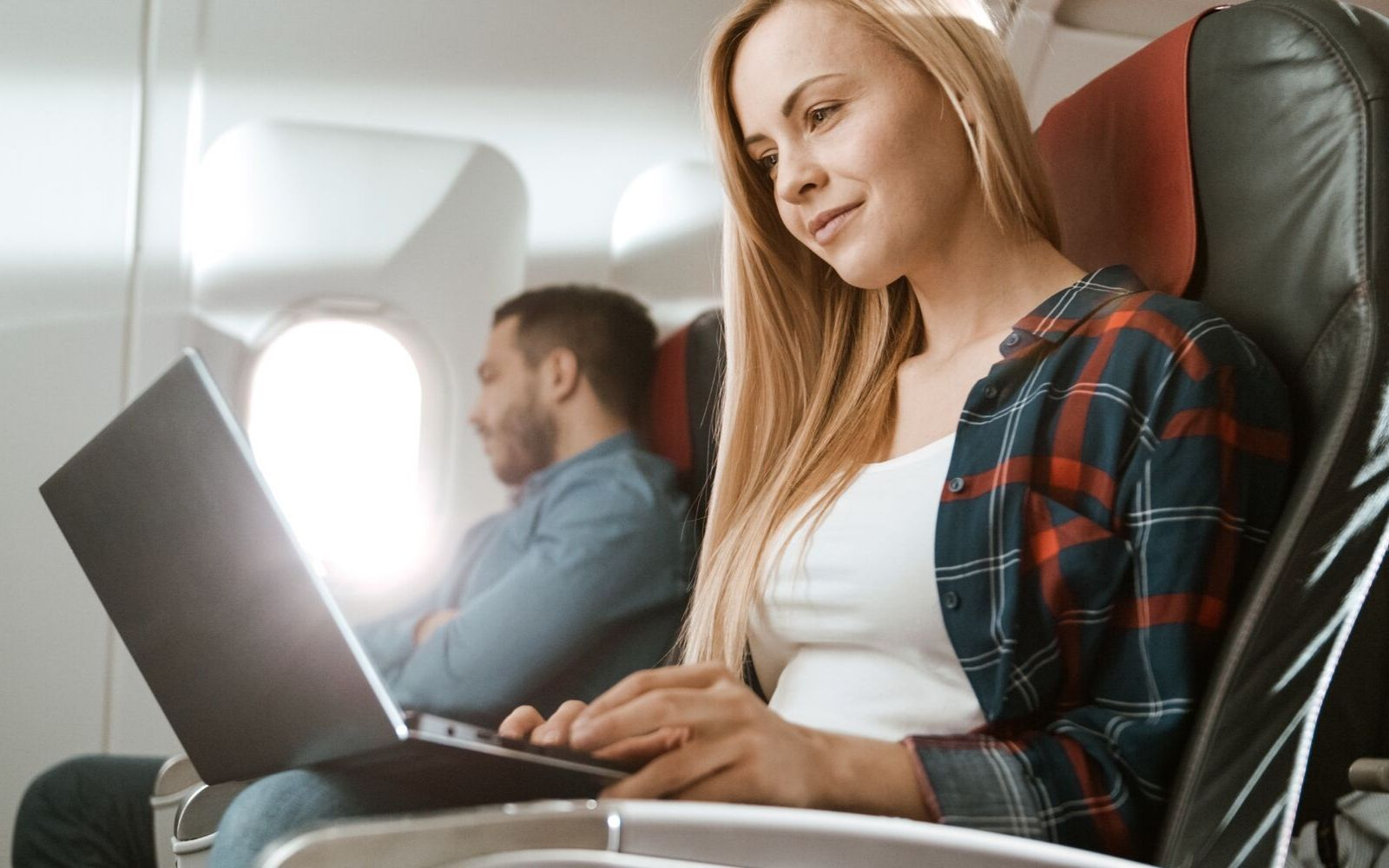 How to Pass Time on a Long Flight