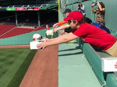 Boston Red Sox STEM Education Days