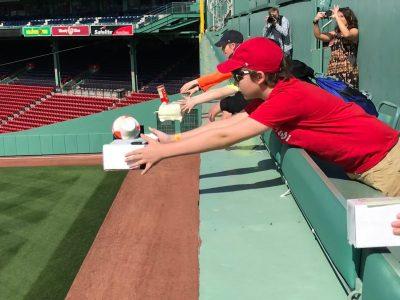 Boston Red Sox STEM Education Days
