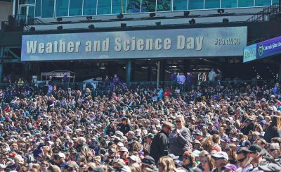 Colorado Rockies Weather & Science Days