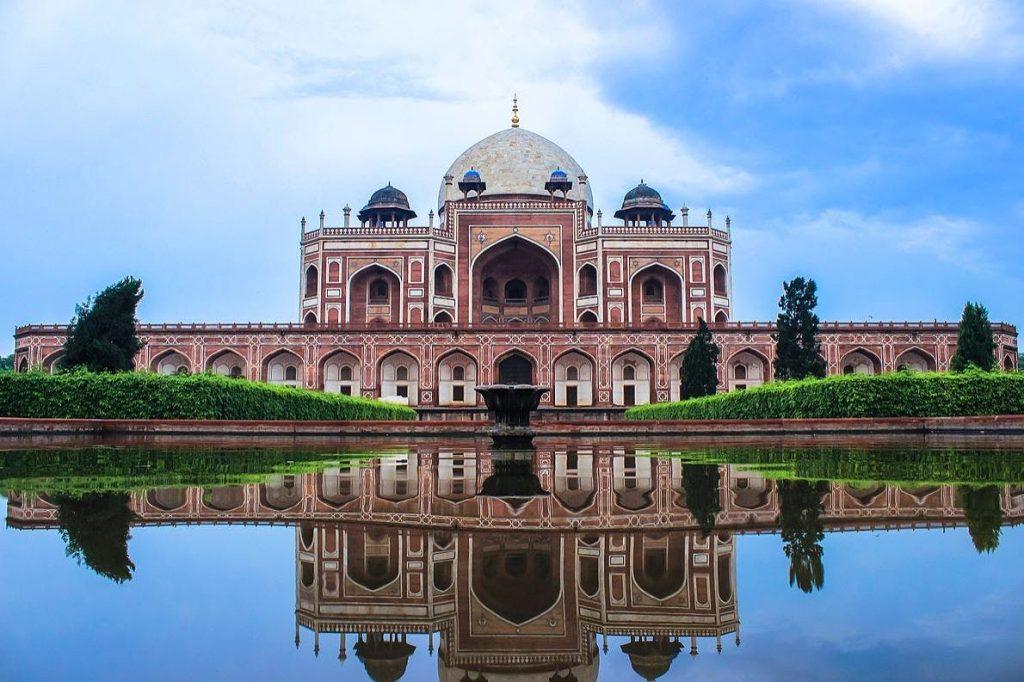 Humayun's tomb New Delhi