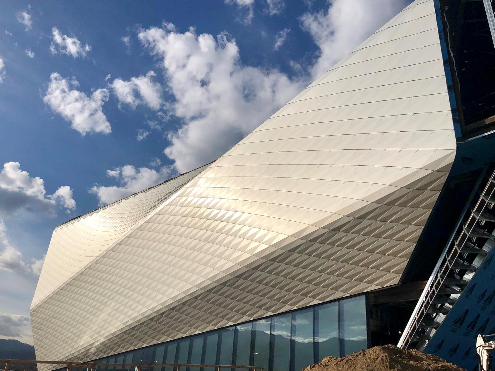 Olympic Museum Exterior 2