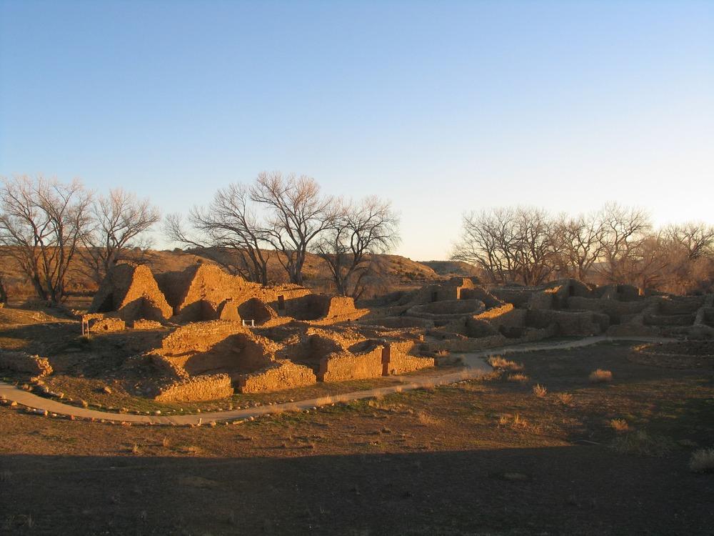 Aztec Ruins Trail