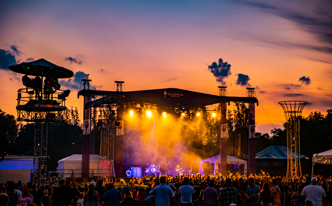 Busch Gardens Tampa Bay Concert Event