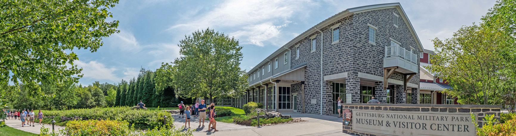 Gettysburg National Military Park Museum & Visitor Center