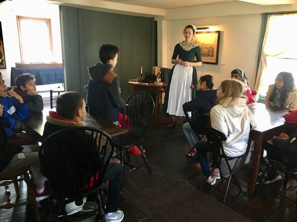 Keeler Tavern & Museum Classroom Lesson