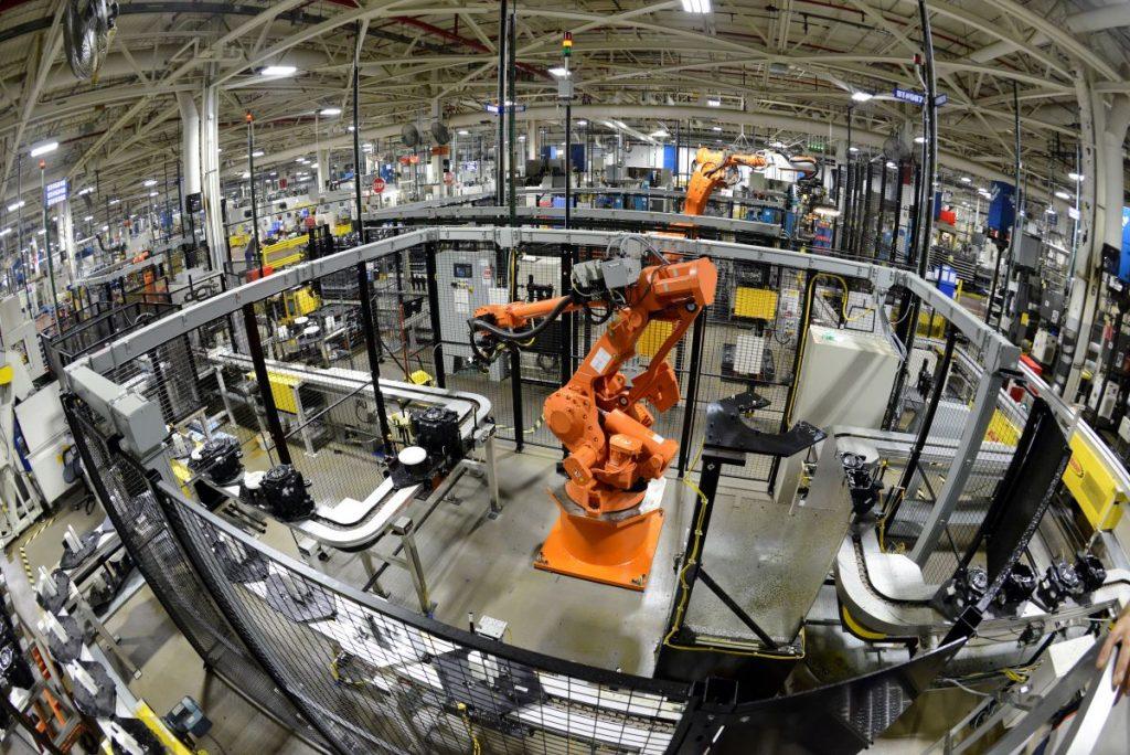 Harley-Davidson Powertrain Operations Robotics