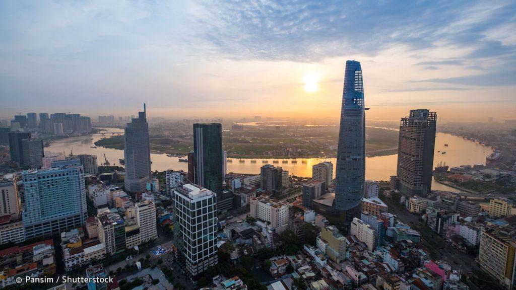 Ho Chi Minh City Views