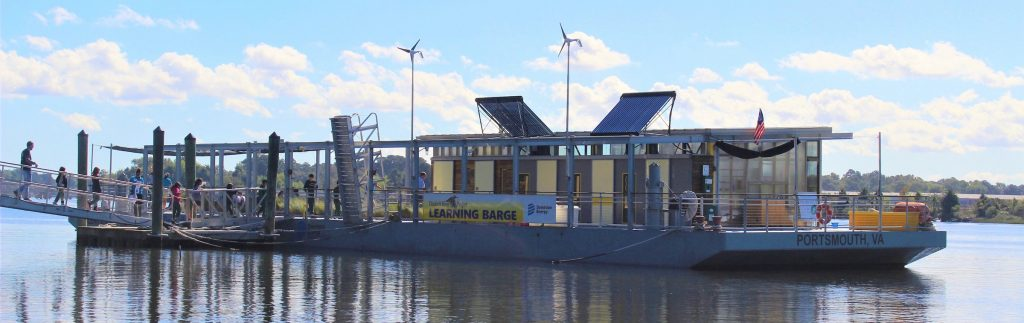 The Learning Barge