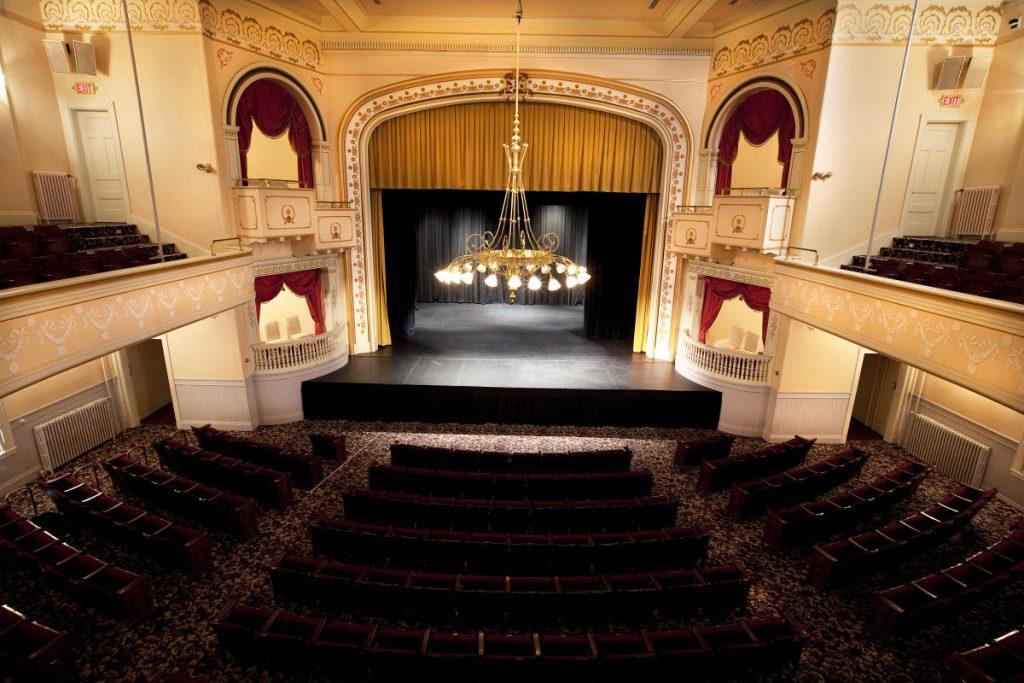 Camden Opera House - Camden, ME