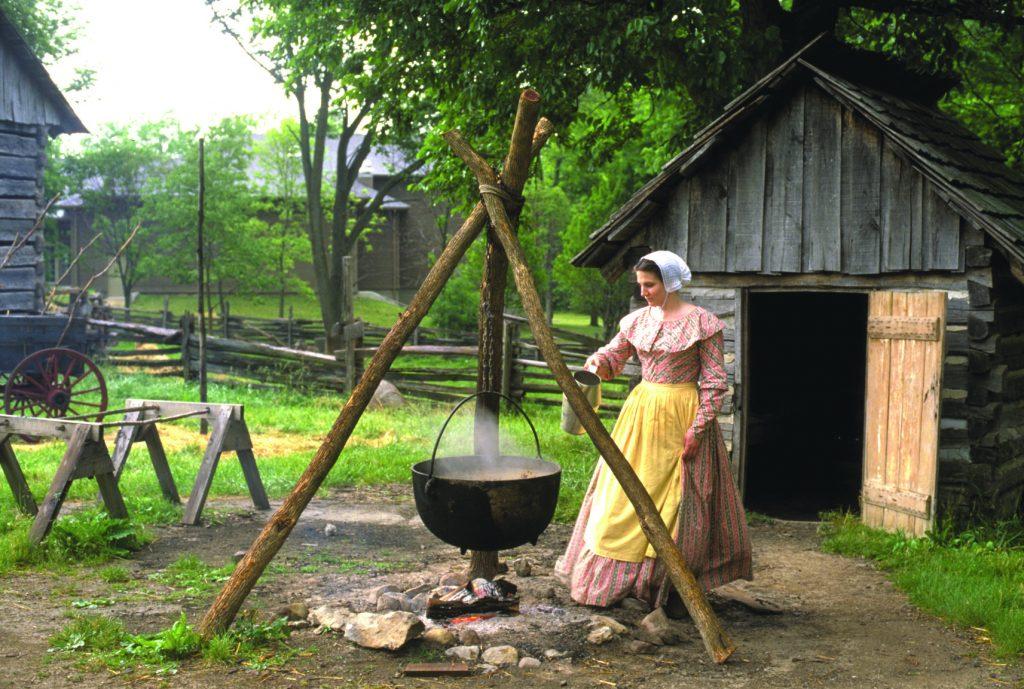 Lincoln's New Salem - Credit Enjoy Illinois