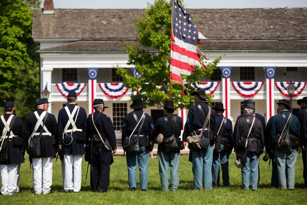 Civil War Remembrance - Credit KMS Photography