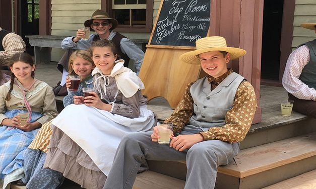 Discover the Past in these Immersive Midwestern Historic Reenactments