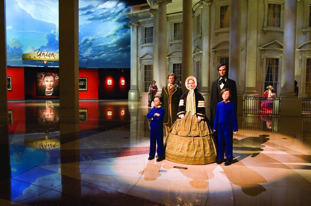 Abraham Lincoln - US President