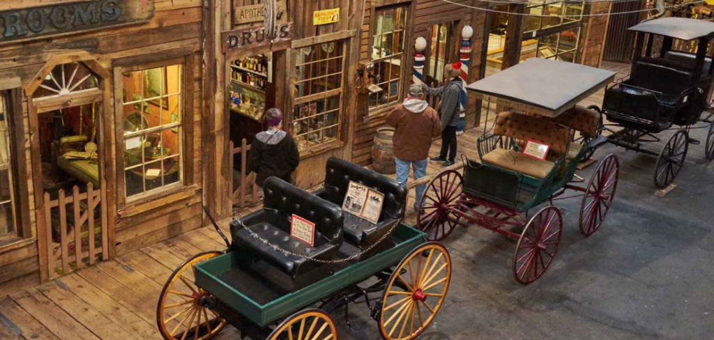 ghost town museum - things to do in colorado springs