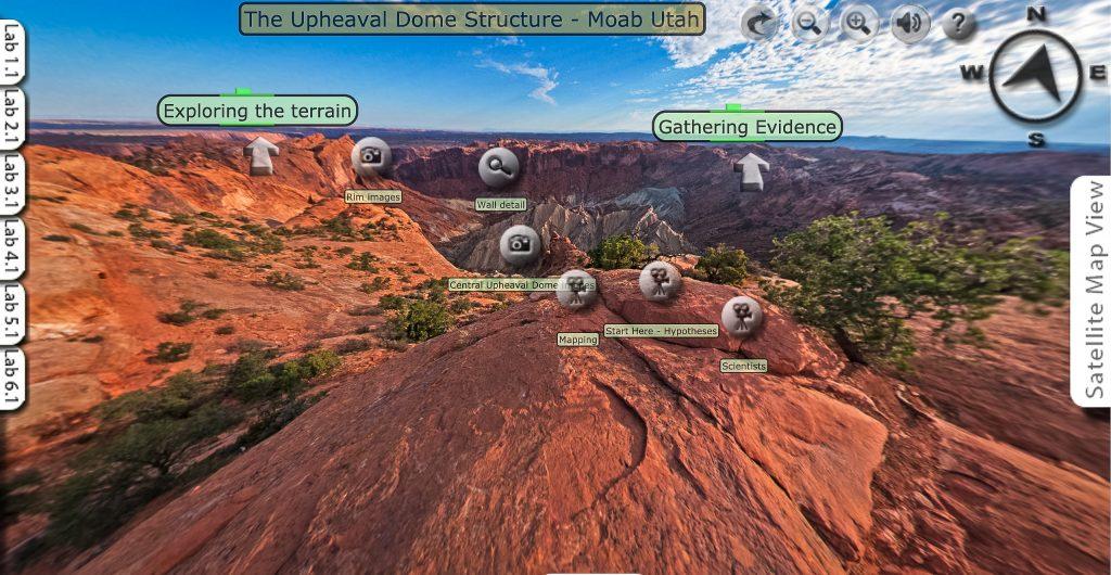 Credit: Arizona State University - Virtual Field Trip