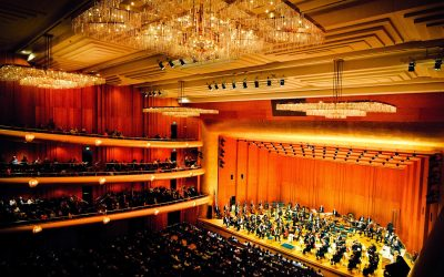 Abravanel Hall, Credit: Visit Salt Lake City
