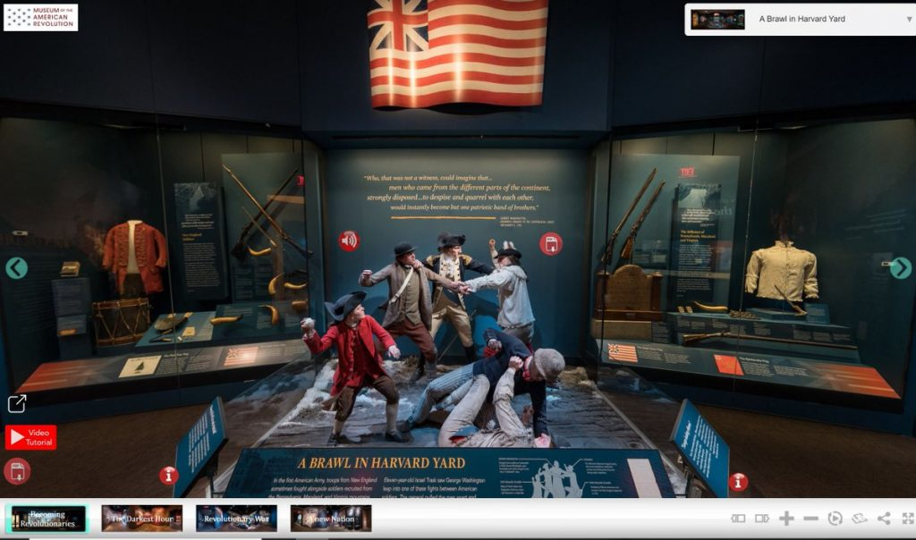Credit Museum of the American Revolution - Virtual Field Trip