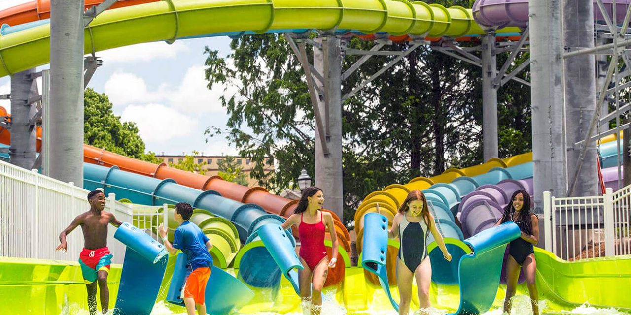 Learn and Play in these Mid-Atlantic Water Parks