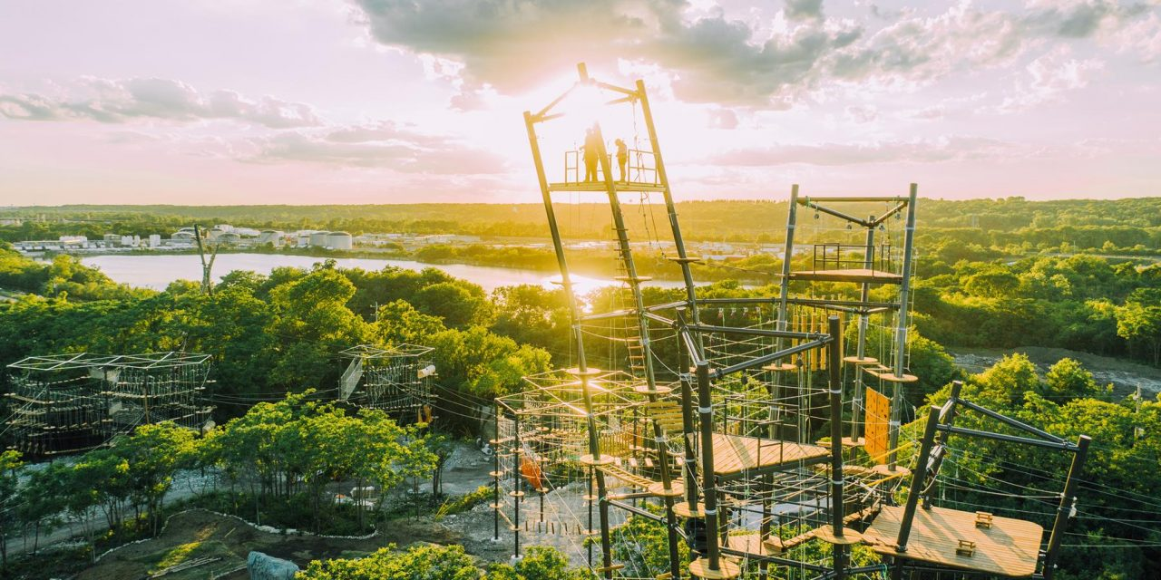 The Forge Opens as Premier Outdoor Adventure Park