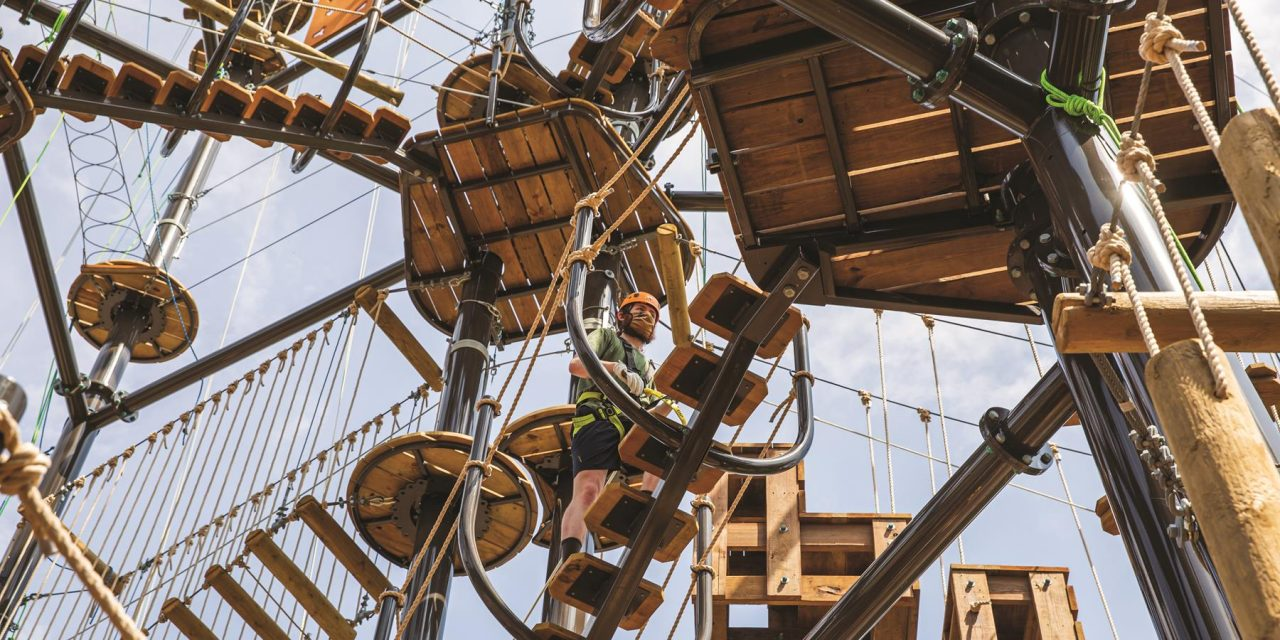 10 Top Adventure Parks: The Ultimate Outdoor Classroom