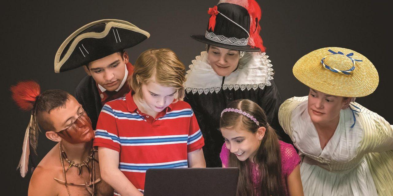 Jamestown-Yorktown Foundation Virtual Field Trips