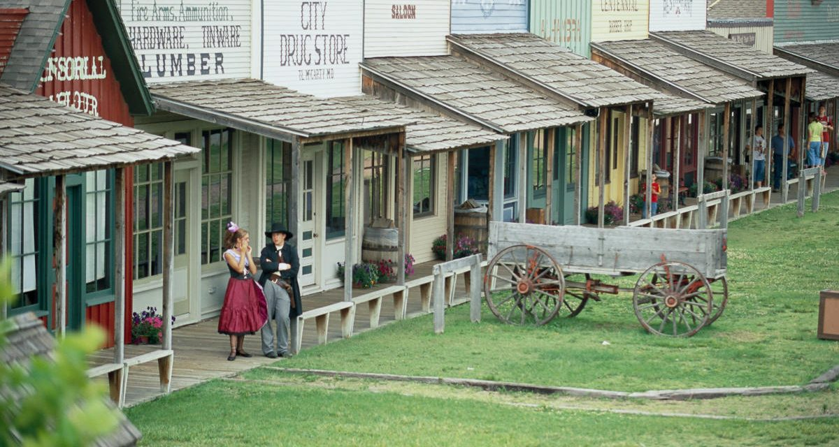 Engaging, Student-Friendly Historic Sites in the Frontier West