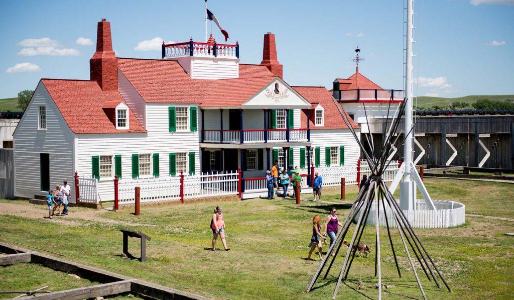 Fort Union Trading Post, Montana
