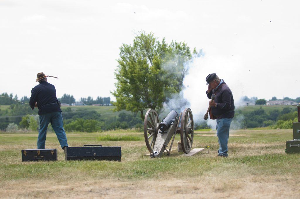 Fort Seward Miltary Post